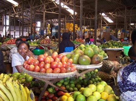 Kimironko Market